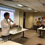 Wine Appreciation Workshop At HKPC (01/04/2017)